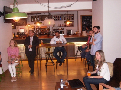 AFTERWORK AJEV HABLEMOS DE PROBLEMAS EN MARKETING Y VENTAS